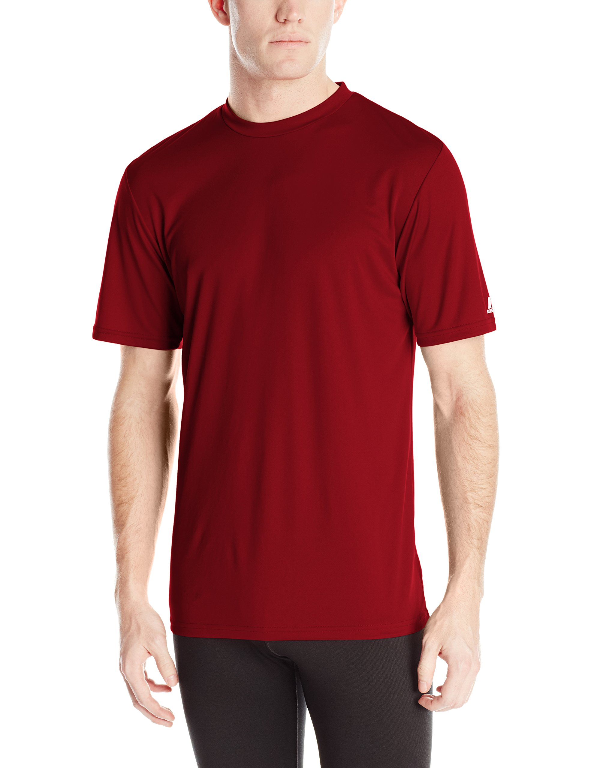 Russell Athletic Men's Performance T-Shirt, Cardinal, 3X-Large by Russell Athletic
