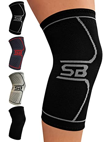 afae702598 SB SOX Compression Knee Brace for Knee Pain - Braces and Supports Knee for  Pain Relief