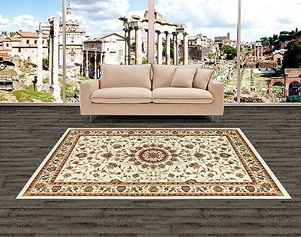 Tappeti Soggiorno Pelo Corto : Starlight tappeto classico di design persiano new per arredare