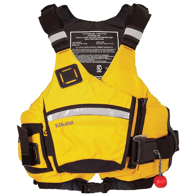 割引 Kokatat Ronin Pro rescue XX-Large PFD イエロー B00GTVU5HM イエロー Ronin XX-Large, レインボーやまむら:c17c602b --- cliente.opweb0005.servidorwebfacil.com