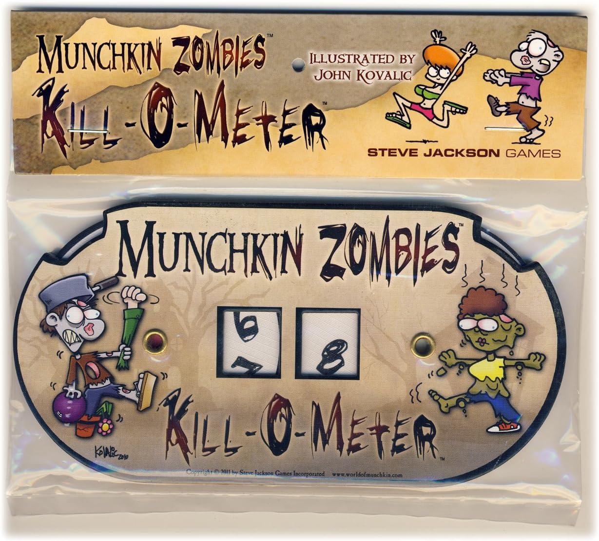 Steve Jackson Games Munchkin - Juego de Habilidad, de 2 a 6 ...