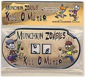 Steve Jackson Games Munchkin - Juego de Habilidad, de 2 a 6 Jugadores (Importado): Amazon.es: Juguetes y juegos