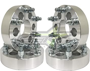 """4X CNC WHEEL SPACERS ADAPTERS 6X114.3 TO 6X139.7 6X4.5 TO 6X5.5 1.25/"""" THICK"""
