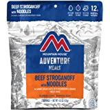 Mountain House Beef Stroganoff with Noodles | Freeze Dried Backpacking & Camping Food