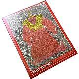 (Yayoi Kusama) 草間彌生 赤いドレス パズル ジグゾーパズル インテリア おもちゃ 玩具 水玉 ドット 模様 イエロー 黄 赤 レッド