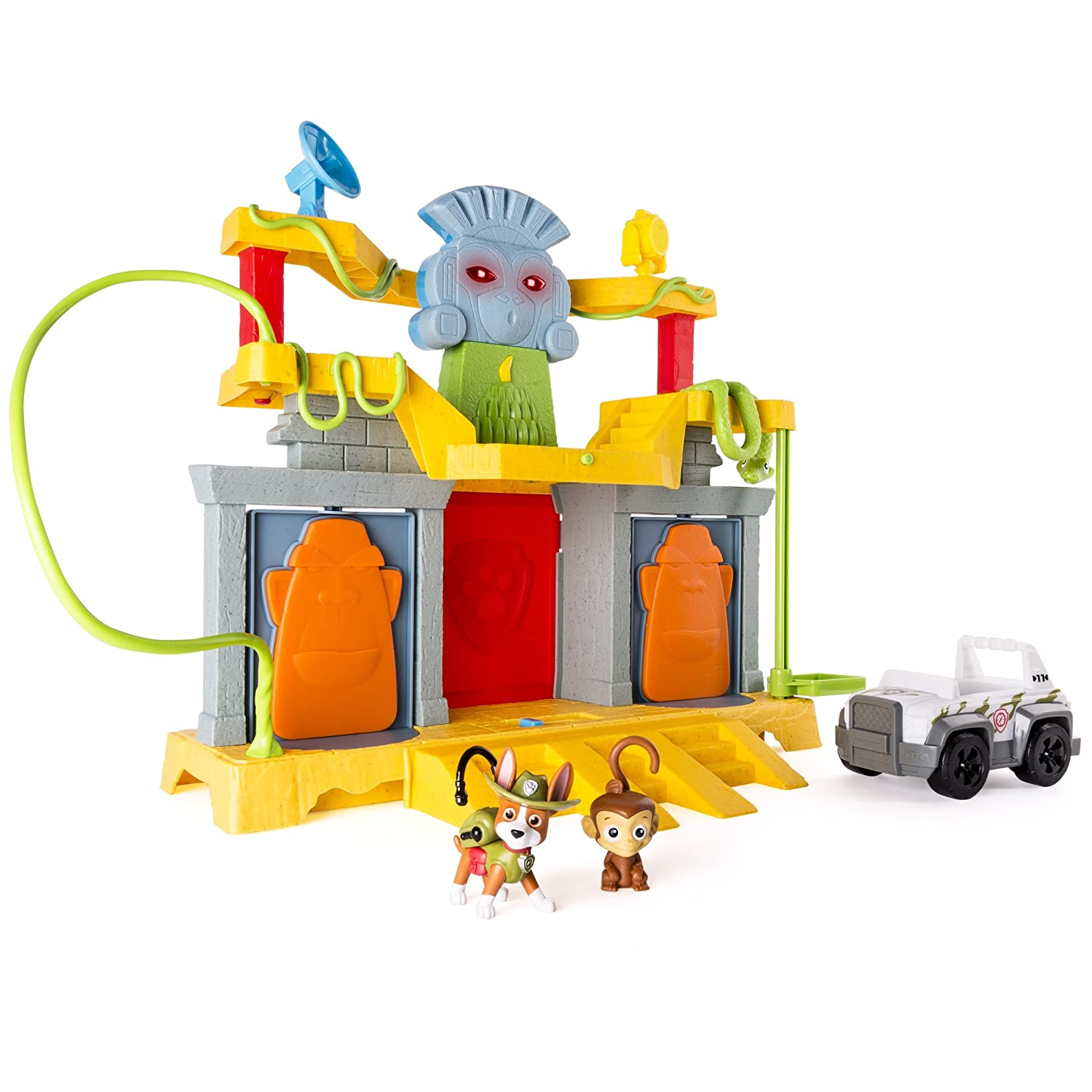 Monkey Temple Playset
