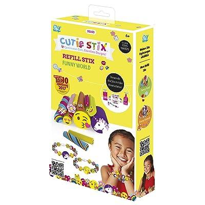 beluga Spielwaren 33103 - Cutie STIX NACHFUELLPA: Toys & Games