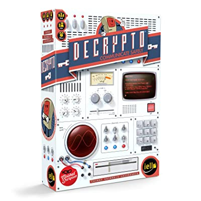 IELLO Decrypto Board Game, Multicolor (IEL00072): Toys & Games
