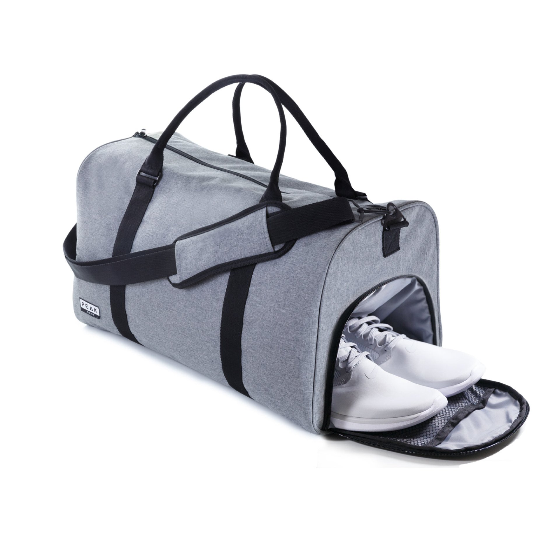 The Weekender Duffel Bag - Travel Carry-On Duffle - INCLUDES Lifetime Lost & Found Service