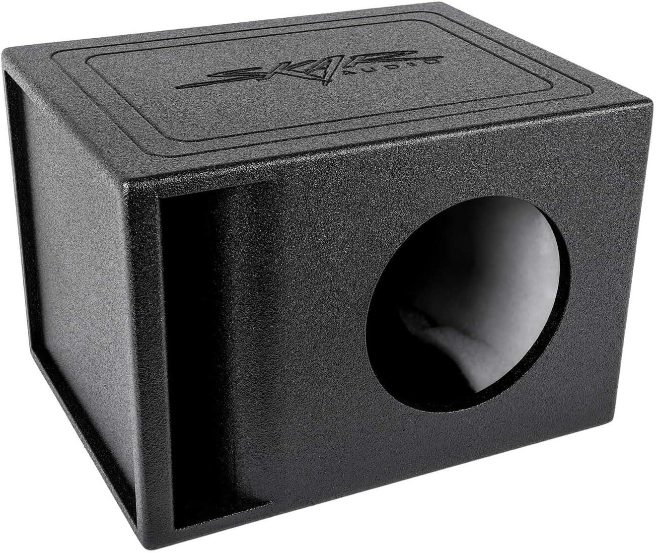 Skar Audio SK1X10V Single 10 Universal Fit Ported Subwoofer Enclosure