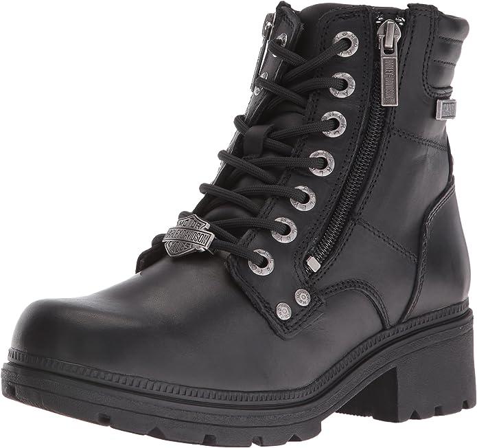 Harley-Davidson Footwear Women's Inman Mills Motorcycle Boot