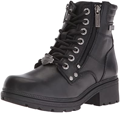 0935be9789d0 Harley-Davidson Women s Inman Mills 5.25 quot  Motorcycle Boots D83877 ...