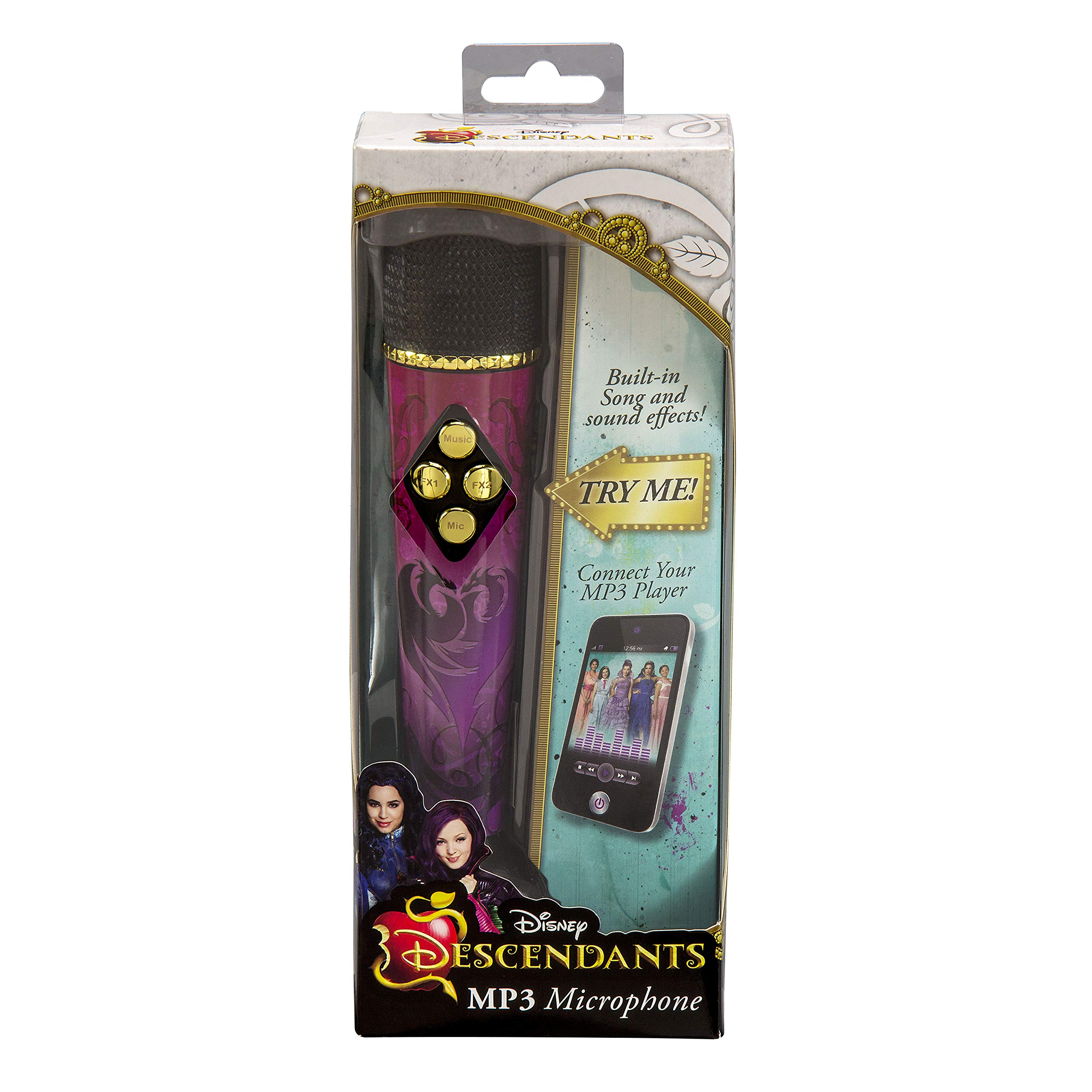 Descendants Voice Changing Microphone Music Set by Disney (Image #5)