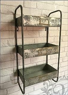 Regal, Retro  / Vintage Design, Industrieller Stil, Metall