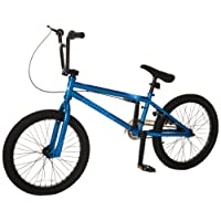 "Hoffman Aves Boy's BMX Bike Blue, 20"" Wheel"