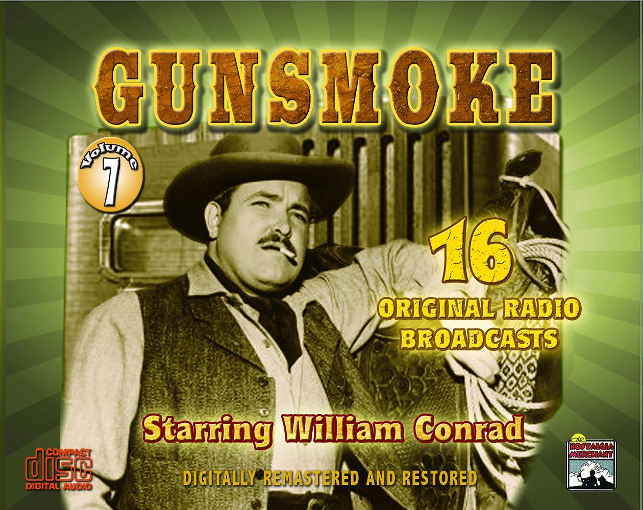 Download Gunsmoke - Vol. 7 - Old Time Radio Shows PDF