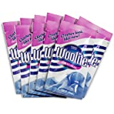 Smooth Trip Unisex Woolite Travel Detergent Packets (Pack of 10), Clear
