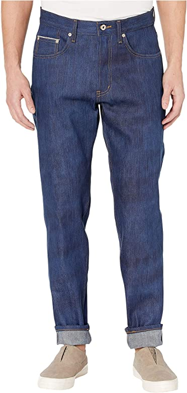 Naked /& Famous Mens Easy Guy Kinetic Stretch Denim Jeans