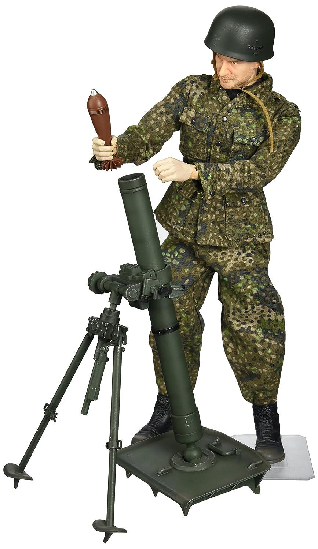 プラッツ 第二次世界大戦 第500SS降下猟兵大隊ロルフファルクナ プラモデル DR70205 B005QBM4QG