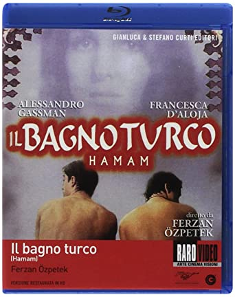 Blu-Ray - Bagno Turco (Il) (1 Blu-ray): Amazon.de: mehmet gunsur ...