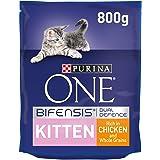 Purina One Kitten, Junior Chicken and Whole Grain, 800 gm