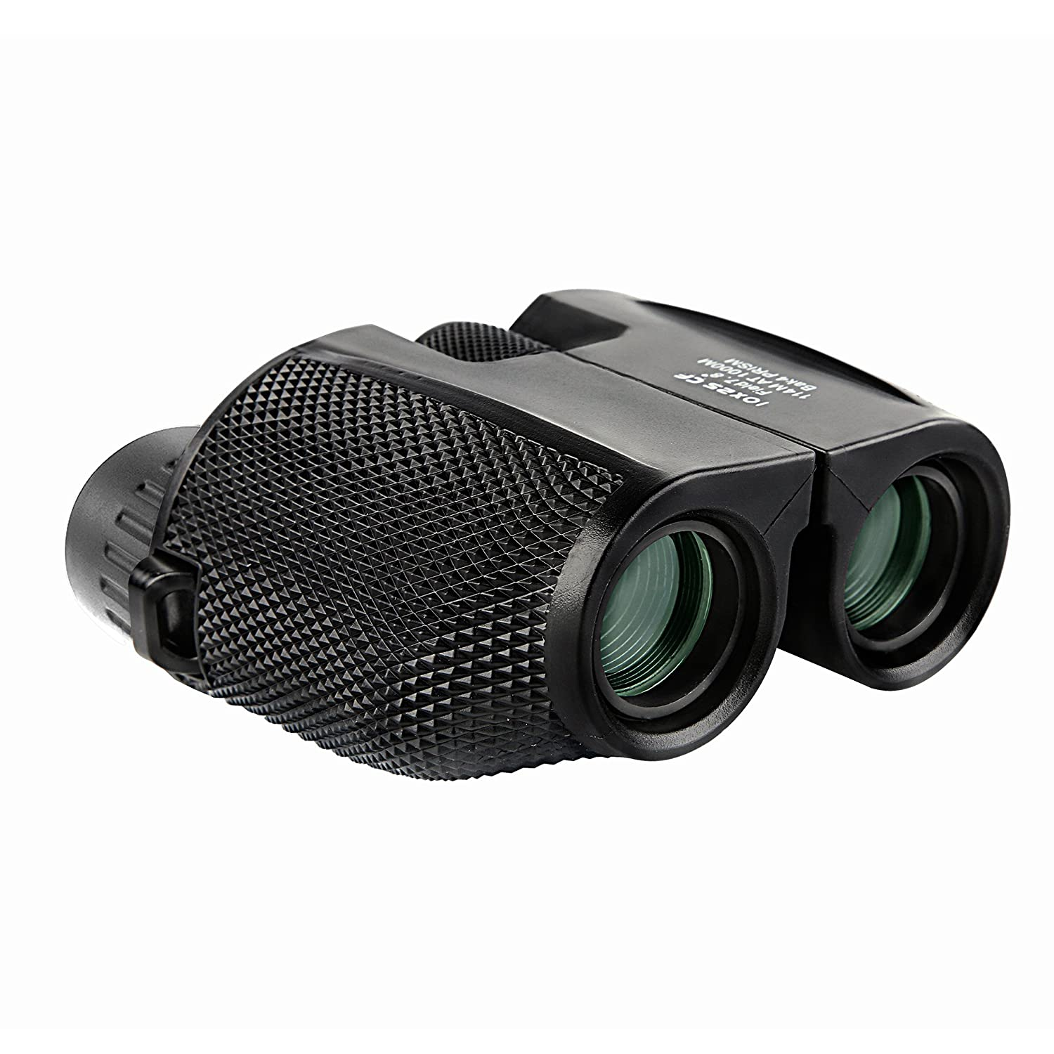 AmYin Foldable Compact Travel Binoculars 10X25 Great for Travel and Concerts