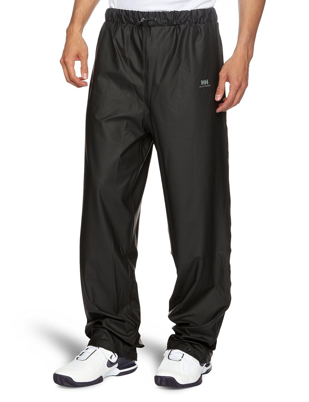 Helly Hansen Men's Voss Rain Pants, Black, 5X-Large 51081