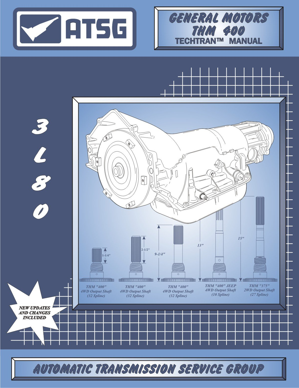 thm 400 techtran manual atsg automatic transmission service group
