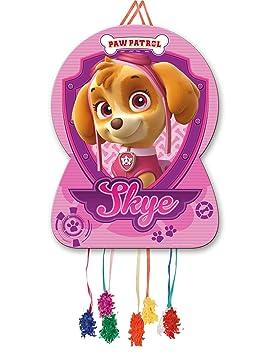 Piñata Silueta Patrulla Canina Girl: Amazon.es: Juguetes y ...