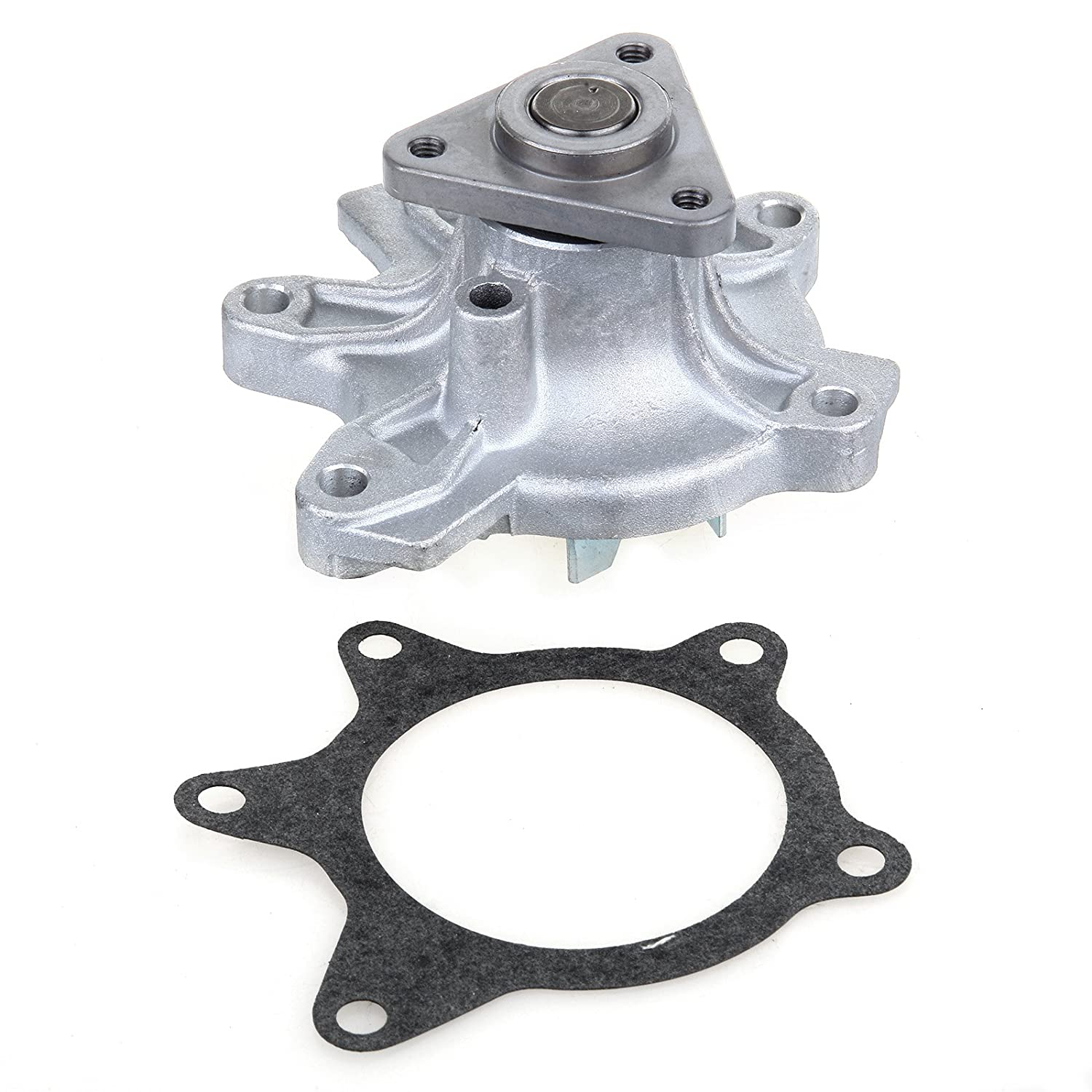 CCIYU Timing Chain WP2045 Water Pump fits for 2004 2005 2006 Scion xA Replacement Timing Chain Kit for 2004 2005 2006 2007 2008 2009 Toyota Prius Camshaft Chain for 2010 2011 2012 Toyota Yaris