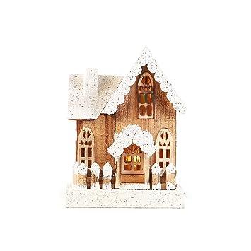 Weihnachtsdeko Weihnachtsdorf.Weihnachten Weihnachtsdeko Lichthaus Knuellermarkt De Winter