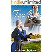 First Light: A Clean Amish and Basketball Romance Story