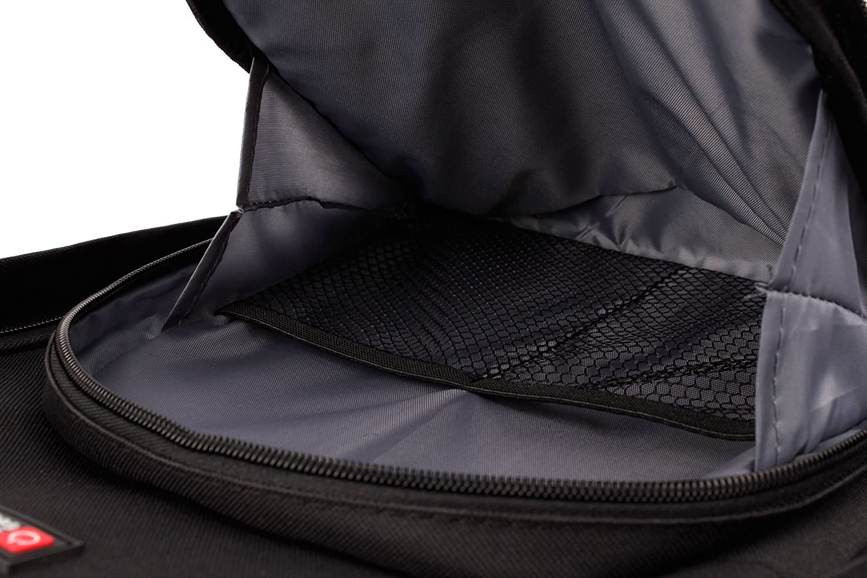DURAGADGET Mochila Ajustable Con Compartimentos Para Cámara Nikon D5200/ D5300 /D5100 + Funda Impermeable ¡Perfecta Para Fotografiar Bajo La Lluvia!