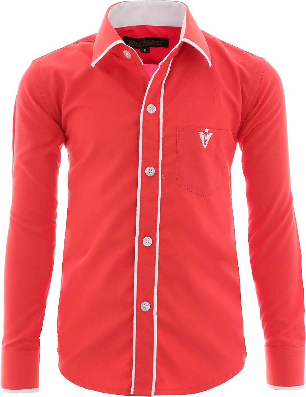 GILLSONZ Boys Classic Shirt