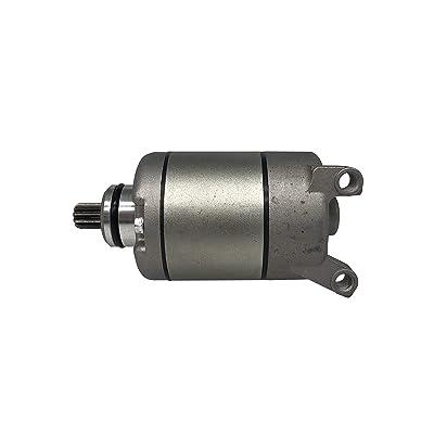 SHUmandala 18922 STARTER MOTOR FOR TRX 450 TRX450 TRX450ER HONDA Quad ATV 2006-2012 31200-HP1-601 410-54088 4518 49-5296 SM-14: Automotive