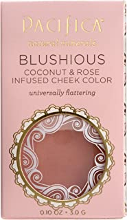 product image for Pacifica Beauty Blushious Coconut & Rose Infused Cheek Color, Camellia, 0.10 Ounce