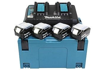 Makita Entfernungsmesser Gebraucht : Makita 197156 9 power source kit li 18 0v 4ah: amazon.de: baumarkt