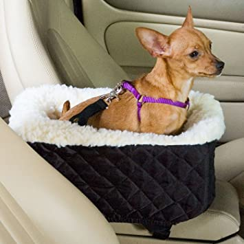 Amazon Snoozer Small Console Lookout Car Seat Black Pet Beds Supplies
