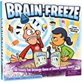 Brain Freeze From MIGHTY FUN, Award-Winning Board Game for Kids and Families, Fun and Educational Game to Learn Strategy, Logic, Deduction and Memory, Ages 5 and Up