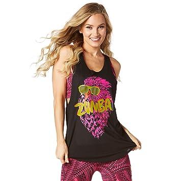 Zumba Fitness Z1t01307 Débardeur Femme  Amazon.fr  Sports et Loisirs 504b529f4d8
