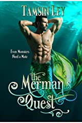 The Merman's Quest: A Mates for Monsters Novelette Kindle Edition