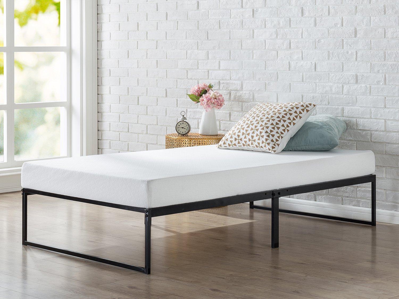 Zinus Lorelei 12 Inch Platforma Metal Bed Frame, Platform Bed Frame, Twin by Zinus