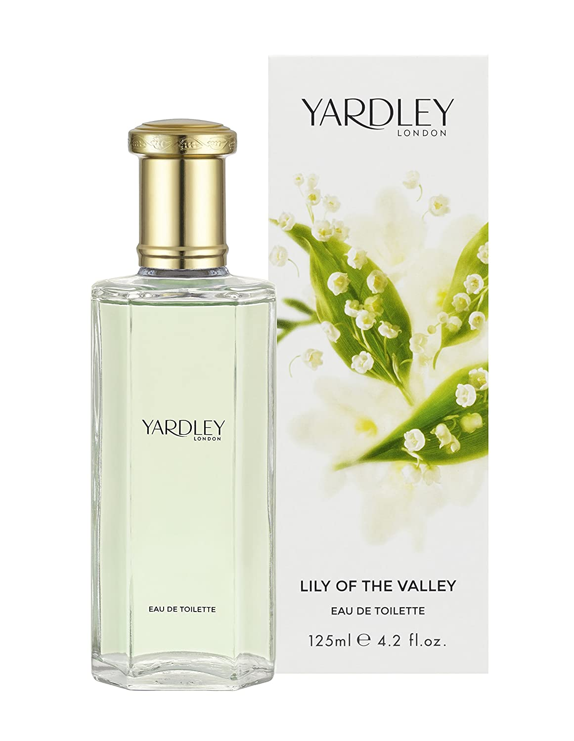 Yardley London Lily of the Valley EDT 125 ml HMC 215194
