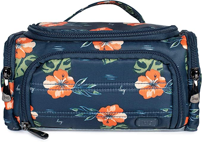 Luggage Bags Accessories Hawaii,Hibiscus Bloom Nature Tag Portable Women