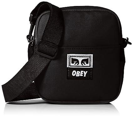 Amazon.com  OBEY Men s Drop Out Traveler Bag 1eddce3f079cf