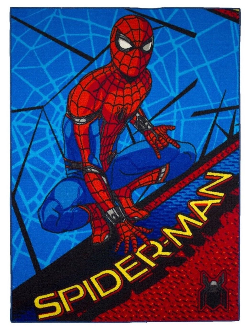 ASSOCIATED WEAVERS RSDMAGA02095133T06 Spider-Man Children's Rug Associated Weavers Europe NV
