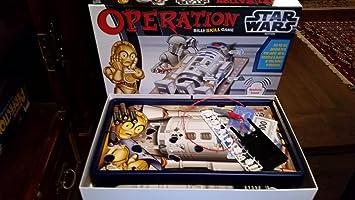 Hasbro Operation Game Star Wars Edition by Hasbro: Amazon.es: Juguetes y juegos
