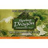 Dragon Herbs Spring Dragon Longevity Tea, 20 Tea Bags (Pack of 2)