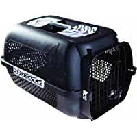 Dogit Transportín para Perros, Talla Grande, Color Tigre Negro