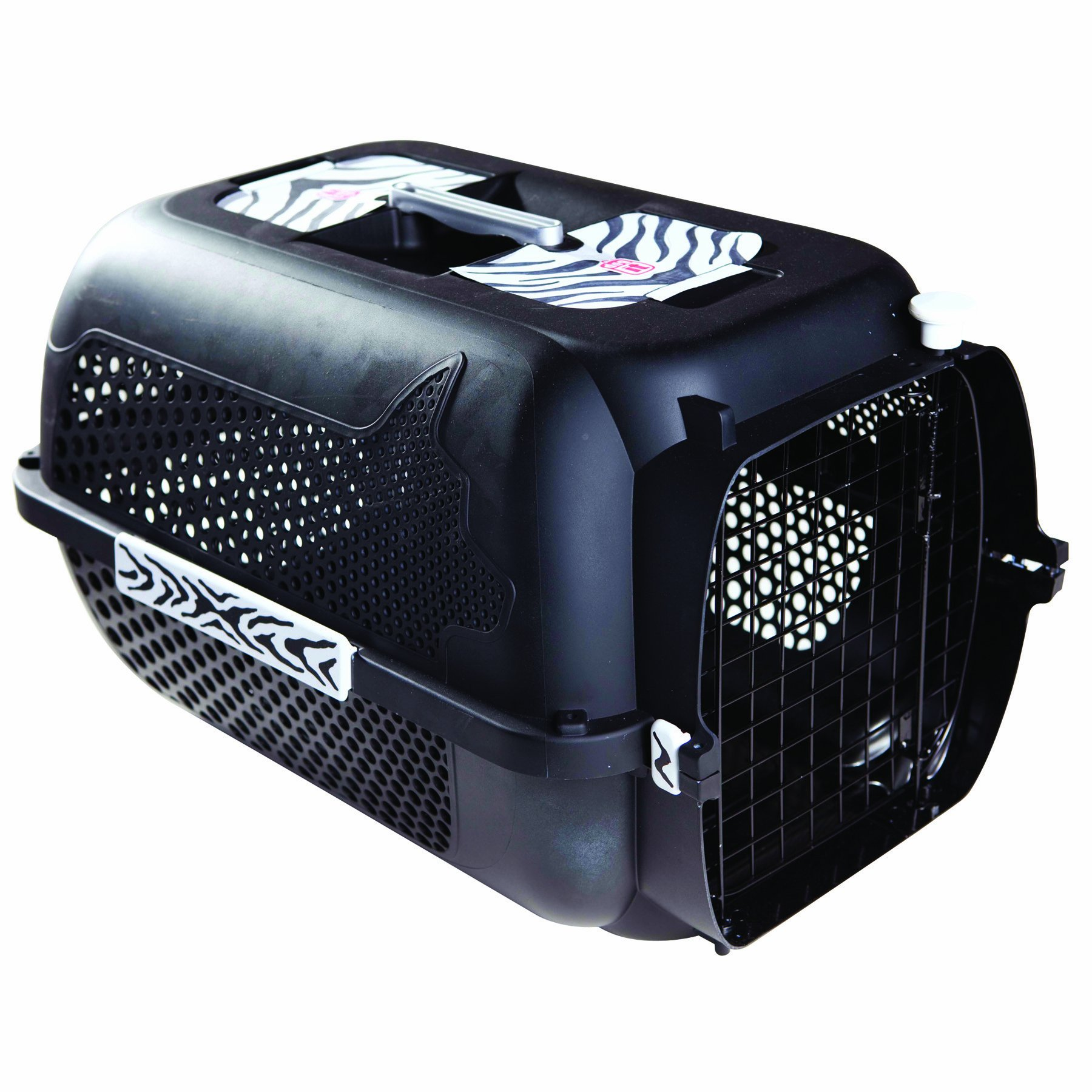 Dogit Style White Tiger Voyager, Black, Large by Dogit